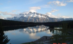 Minnewanka Loop / Lake Johnson, Banff National Park