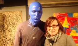 Blue Man Group, New York City