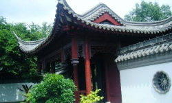 Chinese Garden, Montreal